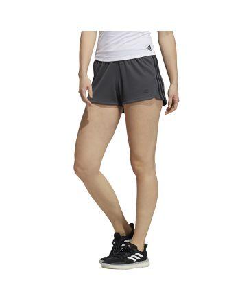 Szorty adidas Pacer 3 Stripe Knit Short GC7832
