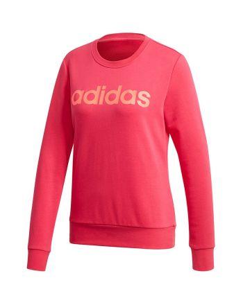 Bluza adidas W Essentials Linear Sweat GD2955