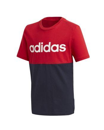 Koszulka adidas Linear Colorblock Tee GD6333