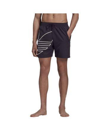 Kąpielówki adidas Originals Big Trefoil Swim GE0802