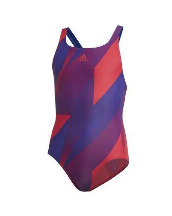 Kostium adidas YA Swim TKY Suit GE2068