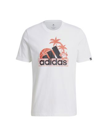 Koszulka adidas Men Vacation RDY Sunset Tee GL3251