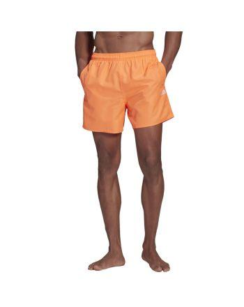 Szorty adidas Short Lenght Solid Swim Shorts GQ1085