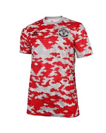 Koszulka adidas Manchester United Pre-Match Jersey GR3914