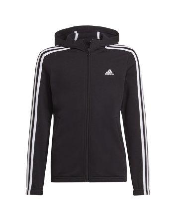 Bluza adidas Girls Essentials 3S Fleece Full Zip GS2195