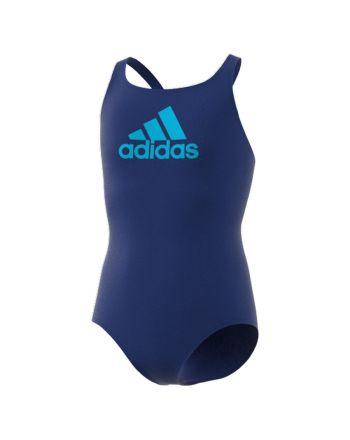 Kostium kąpielowy adidas Girls Badge of Sports Swimsuit H32531