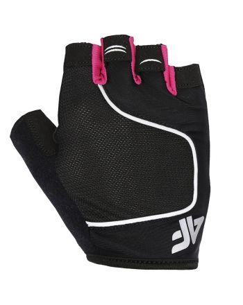Rękawiczki kolarskie 4F H4L21-RRU061 55S