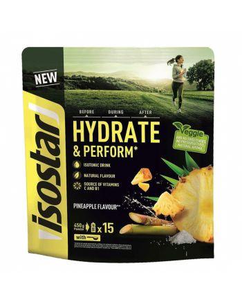 Isostar Sport Drink Konc. NEW 450g ananas