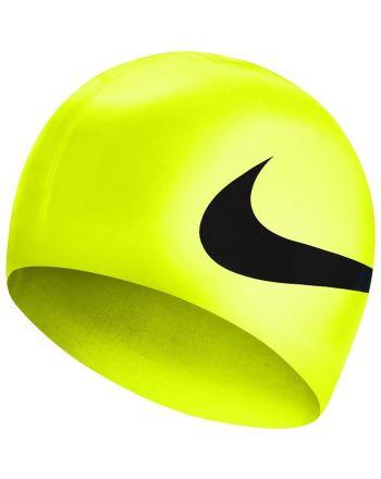 Czepek silikonowy Nike BIG SWOOSH NESS8163 737