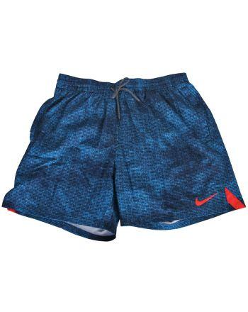 """Szorty Nike Volley Swim Trunks Matrix 5"""" NESSA534 440"""