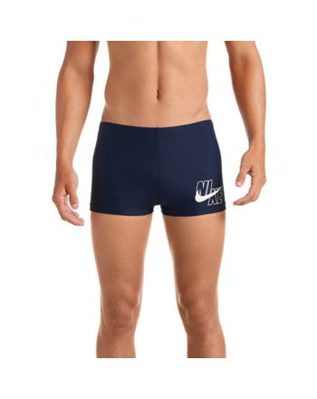 Kąpielówki Nike Logo Aquashort NESSA547 440