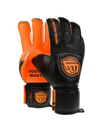 Rękawice FM Classic Black Orange Aqua Grip Mixcut v 3.0