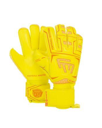 Rękawice FM Clima Yellow Contact Grip RF Junior v 3.0