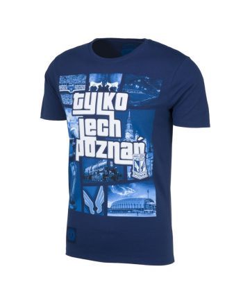 Koszulka Tylko Lech Poznań