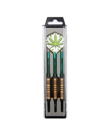 Rzutki X-DART SOFT 18g Gold green