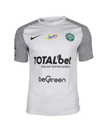 Koszulka meczowa Warta Poznań 2021/22 biała S762611
