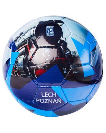 Piłka Foto niebieska