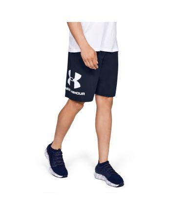 Spodenki UA Sportsyle Cotton Logo 1329300 408