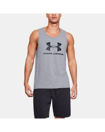 Koszulka UA Sportstyle Logo Tank 1329589 036
