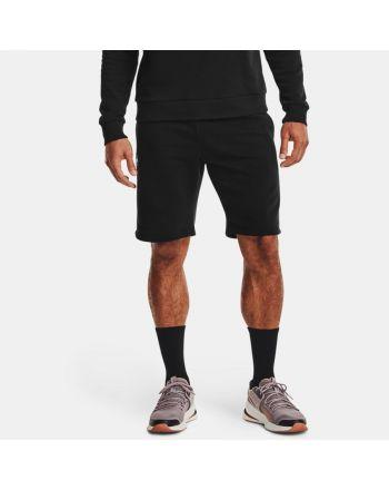 Spodenki UA Rival Fleece Shorts 1357117 001