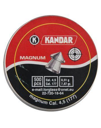 Śrut 4,5mm Kandar Magnum