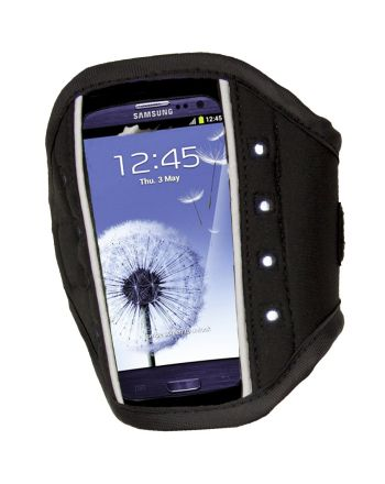 Opaska na ramię - pokrowiec Rucanor LED Samsung