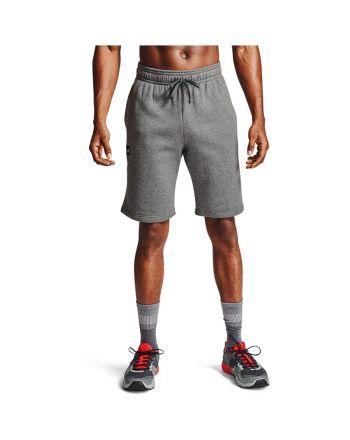 Spodenki UA Rival Fleece Shorts 1357117 012