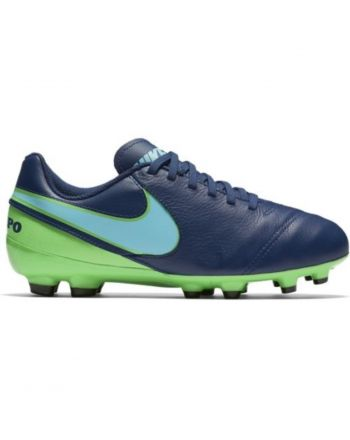 BUTY NIKE JR TIEMPO LEGEND VI FG, 819186-443 FLOODLIGHT PACK