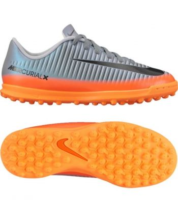 BUTY NIKE MERCURIAL VORTEX 3 CR7 TF 38 852497-001 [CR7 FORGET FOR GREATNESS]