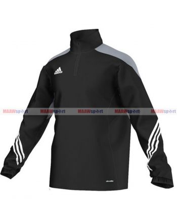 DRES ADIDAS SERE14 TRG TOP, F49725 BLACK/SILVER/WHT