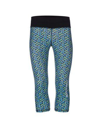 SPokey Prato - Damskie Leginsy spodnie 3/4 fitness; r.S