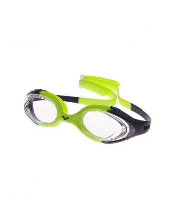 OKULARY ARENA SPIDER JR NAVY/CLEAR/CITRONELLA