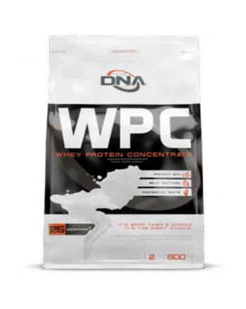 DNA WHEY PROTEIN CONCENTRATE 900G  WANILIA