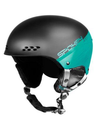 Spokey APEX - kask narciarski damski; r. S