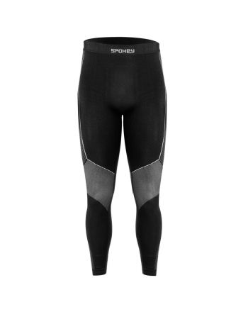 Spokey SNOWSTORM PANTS - spodnie męskie seamless