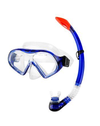 SPOKEY CELEBES - zestaw do nurkowania maska + fajka