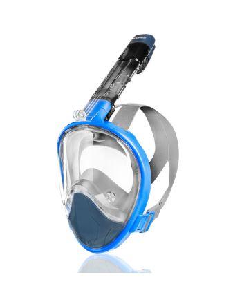 Spokey HAMPI - Maska pełnotwarzowa do nurkowania