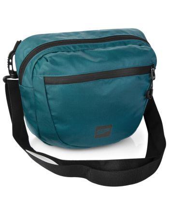 Spokey CROCO - torba na ramię; 4L