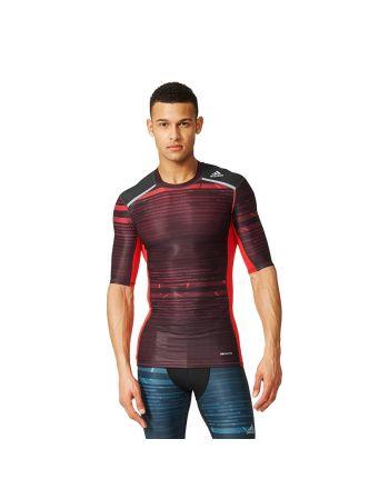 Koszulka adidas Techfit Chill Short Sleeve Tee AY8365