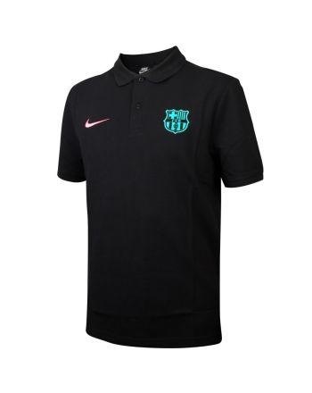 Koszulka Nike FC Barcelona POLO PQ CRE CL DC0372 010
