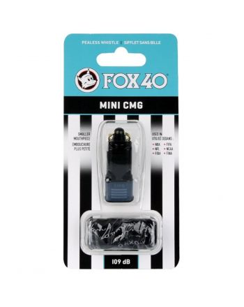 GWIZDEK FOX 40 MINI CMG - CZARNY 9401-0008