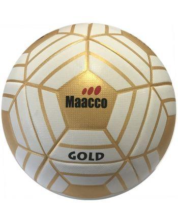 PIŁKA NOŻNA MAACCO - GOLD, roz. 5 MATCH BALL