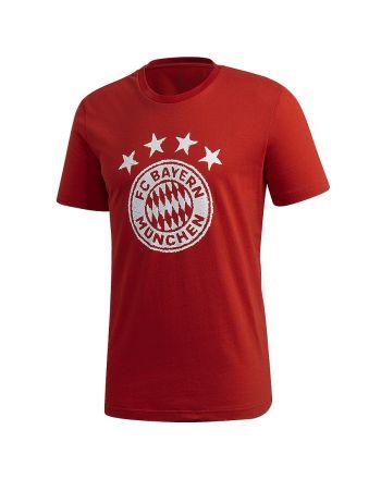 Koszulka adidas FC Bayern TEE FR3966
