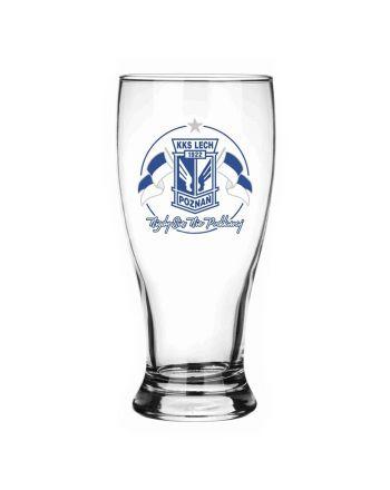 Szklanka do piwa Lech Flagi