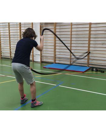 Lina treningowa crossfit battle rope 9m 38mm 7kg Eb fit