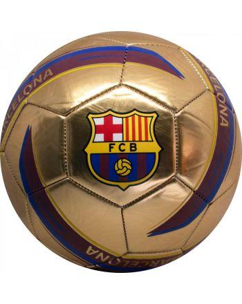 Piłka nożna Fc Barcelona gold r.5