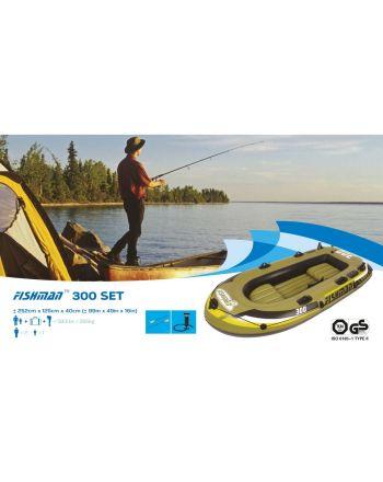 Ponton Fishman 300 Set 252x125x40CM 07208-1