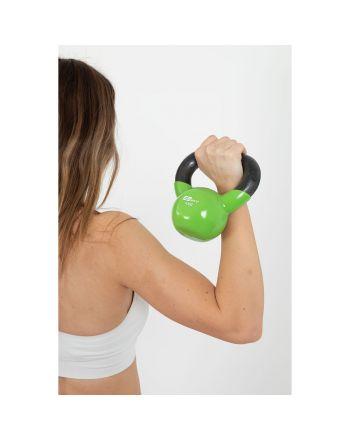 Hantla żeliwna kettlebell 4 kg Eb Fit