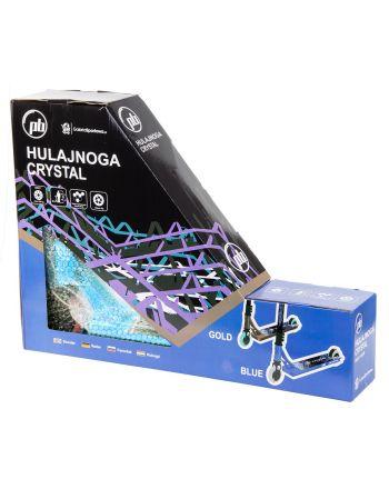 Hulajnoga Pb Stunt 110mm Crystal Blue