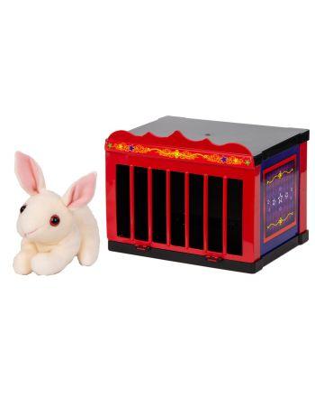 Gra magiczna klatka z królikiem